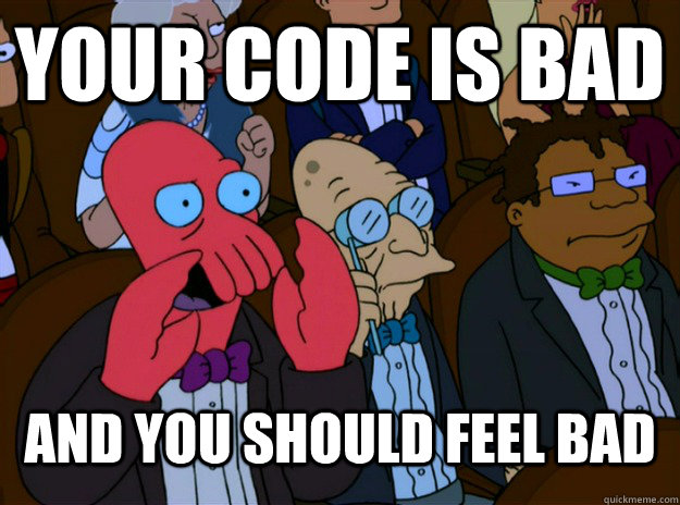you-code-is-bad